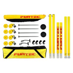 Kit de beach-volley de compétition Funtec « Pro Beach »