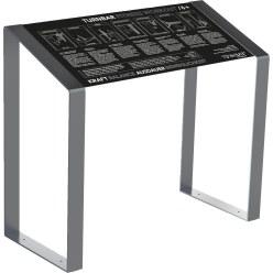 Turnbar® informatiebord groot