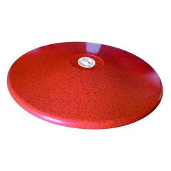 Trial® Discus 0,75 kg, rood