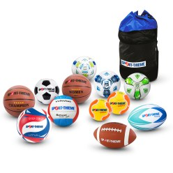 "Sport-Thieme® Schoolbal-Set ""Match"""