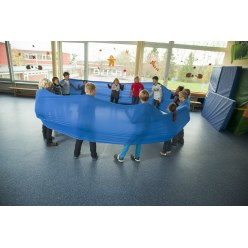 Tube de jeu Sport-Thieme® «Rondo» Circonférence env. 4 m, rouge