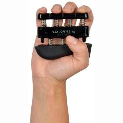 Presse d'entraînement de la main « Flex-Ion » Rouge - 1,4 kg/doigt