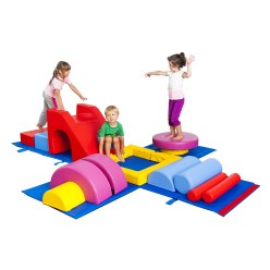 Softplay Gymnastik-Box™ Kids