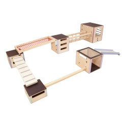 "Cube Sports® Bewegingslandschap U3 ""Set I"""