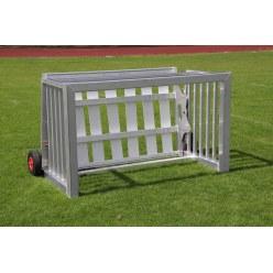 Cage d'entraînement