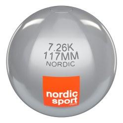 Nordic Wedstrijd-Stootkogel