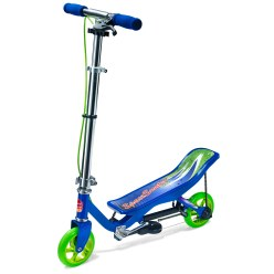 Wiproller Junior Space Scooter® X360 Blauw