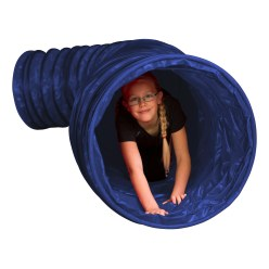 Tunnel spirale « Flex » Rouge, 4 m