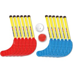 Kit de hockey sur planches à roulettes Sport-Thieme®
