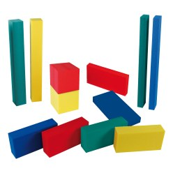 Sport-Thieme Lot de blocs de construction géants, kit de démarrage