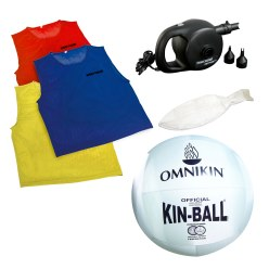 Kit d'initiation au kin-ball