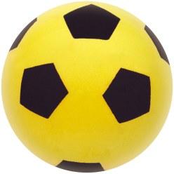 Ballon de foot mou
