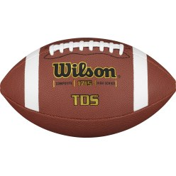 Ballon de football américain Wilson® « Traditional Composite »