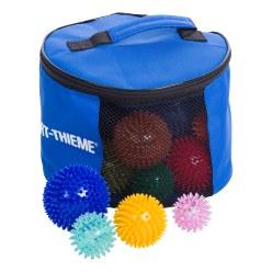 Kit de balles à picots Sport-Thieme avec sac