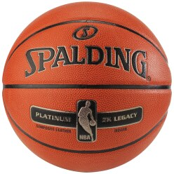Ballon de basket Spalding® « NBA Platinum ZK Legacy »