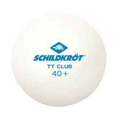 """Schildkröt Tafeltennisballen """"TT Club"""""""