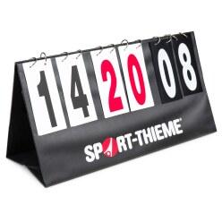 Marqueur de score Sport-Thieme® « 3 équipes »