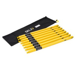Lot de poteaux SKLZ® Pro Training « Agility Pole »