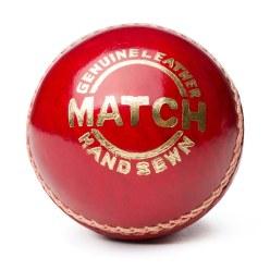 """Vinex Cricket Ball """"Match"""""""