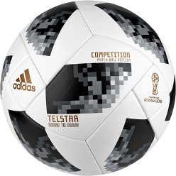 Ballon de foot Adidas® « Telstar 18 Competition »
