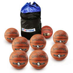"Spalding Basketbal-Set ""Bundesliga"""
