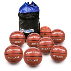 "Sport-Thieme Basketbal-Set ""School Pro"""