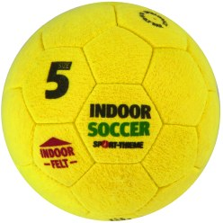 "Sport-Thieme Zaalvoetbal ""Indoor soccer"""