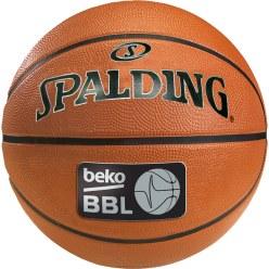 Ballon de basket Spalding® « BBL Replica »
