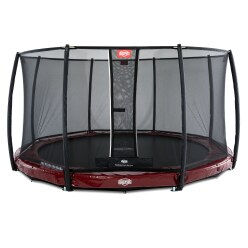 "BERG® Trampoline InGround ""Elite"" met vangnet ""Deluxe"""