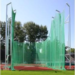 Kogelslinger beschermnet voor rasterhoogte 7 m tot 10 m