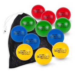 Sport-Thieme Lot de ballons Skin « Softi »