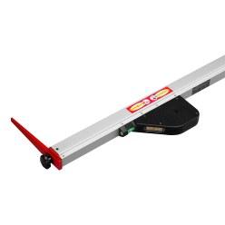 De Polanik® meetlat voor polsstokspringen