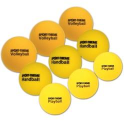 Lot de ballons en mousse Sport-Thieme® « Teamplay »