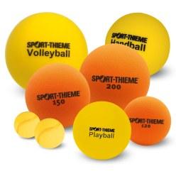 Lot de ballons en mousse Sport-Thieme