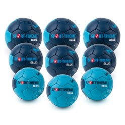 Lot de ballons de handball Sport-Thieme® « Blue »