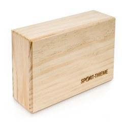 Sport-Thieme® Yoga Blok Hout