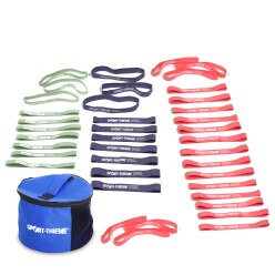 "Sport-Thieme® School- en club set ""Rubberbands"""