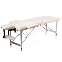 Restpro Table de massage valise « Alu »