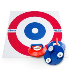 New Age Kurling Curling Set incl. Doelmat