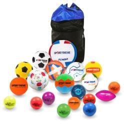 Sport-Thieme Lot de ballons « Maternelle »