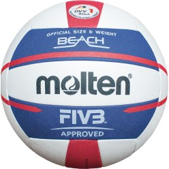 "Ballon de beach-volley Molten ""V5B5000"""