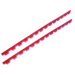 ProGame Trocellen Paire de bordures pour tapis de fitness ProGame Trocellen « Tatami »