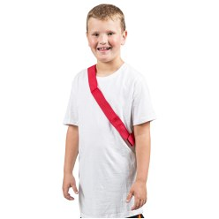 Sport-Thieme Teamband kinderen met klittenband
