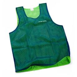 Sport-Thieme Omkeerbaar hesje Blauw-groen