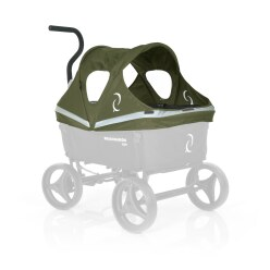 "Beach Wagon Company Cabriokap voor bolderkar ""Lite"""