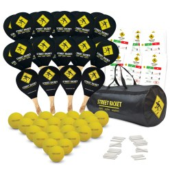 Street Racket Schoolsport-Set