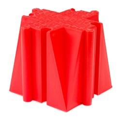 Sport-Thieme® Accessoire voor Balanceer-muur eind/verbindstuk