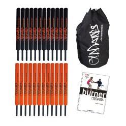 Burnermotion Kit Gladiators Bats spécial école