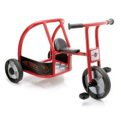 Tricycle Jaalinus « Pompier »