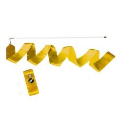 Sport-Thieme® Gymnastiek-wedstrijdlint met staaf Oranje